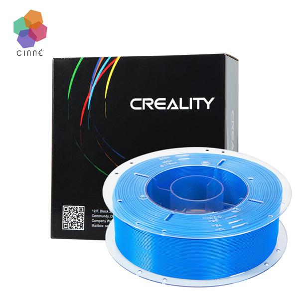 caja unitaria negra y rollo filamento 3D 1 kilo